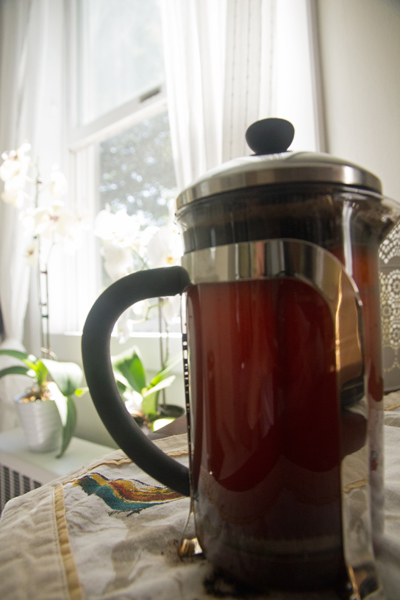 French Press Coffee Catering Cupa Cabana