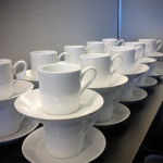 Coffee and Espresso Catering Cups