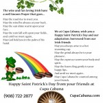 Our Saint Patrick's Day Wish to you…
