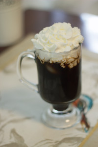 Adult Summer Specialty Espresso & Coffee Menu