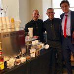 A Mobile Espresso Bar Says  'I Love You, Too'